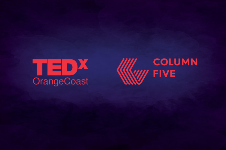 Column Five partners with TEDxOC to explore beautiful minds
